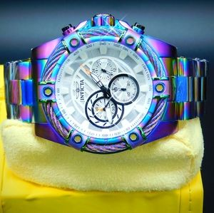 FIRM PRICE-NO OFFERS-NEW Invicta Bolt Iridescent
